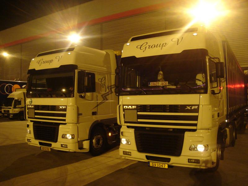Transport conventionnel international en Afrique