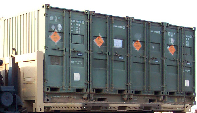 transport container classe 1